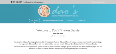 Daos Timeless Beauty
